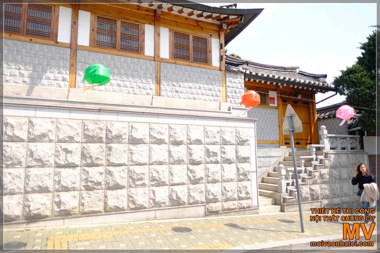 Nhà gỗ cổ Hàn Quốc