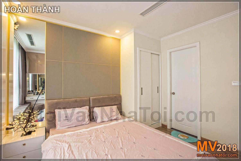 Kopfteil-Array für Schlafzimmermöbel