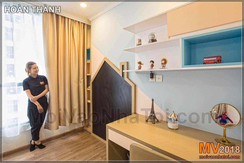 Apartemen untuk anak-anak