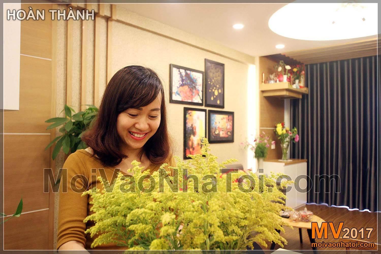 قبلت المضيفة بسعادة المنزل المكمل شقة 103 Ha Dong