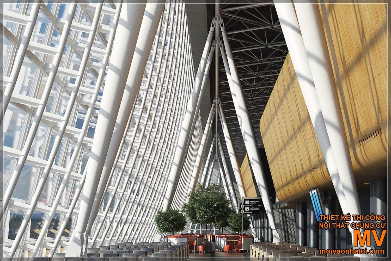 công trình kiến trúc công cộng