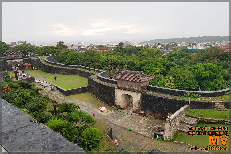 Lâu đài Nhật Bản
