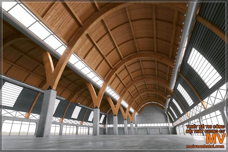 kiến trúc công trình