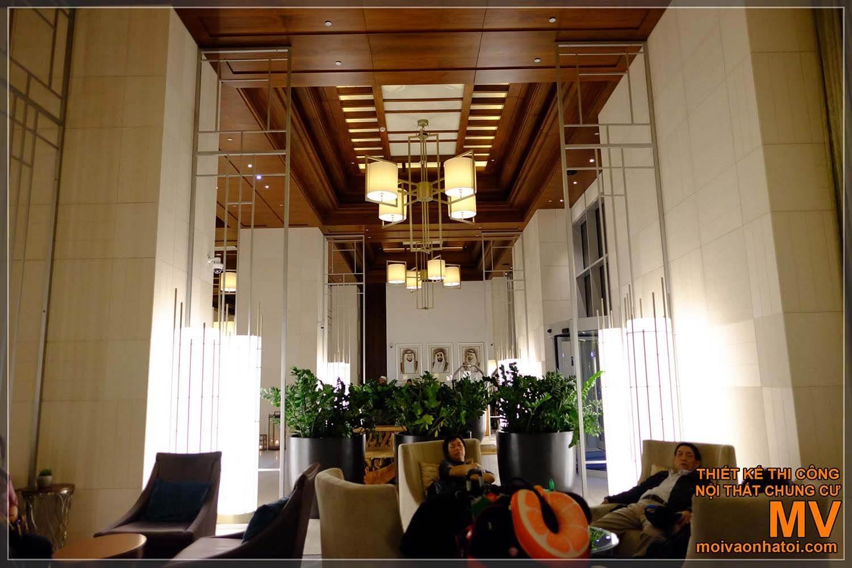 nội thất khách sạn 5 sao