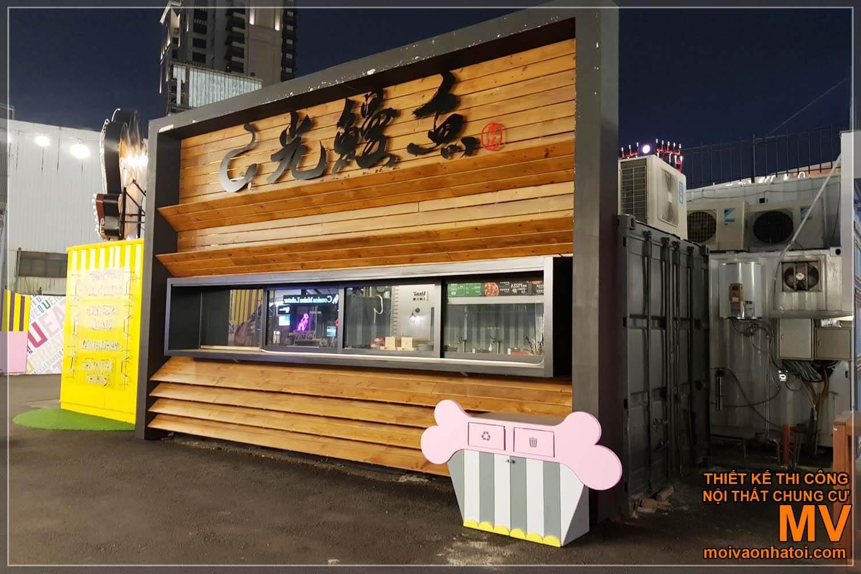 Các mẫu thiết kế nhà Container