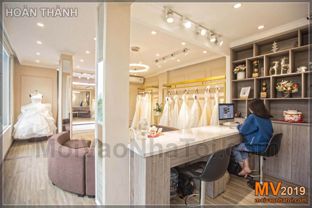 SHOWROOM ÁO CƯỚI ADIN WEDDING LUXURY STUDIO