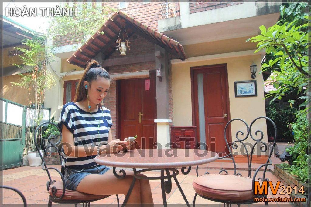 VILLAGE GARDEN VILLA BETWEEN HANOI
