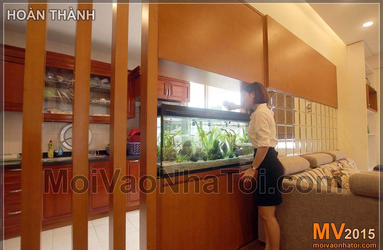 Bytový dům Nguyen Duc Canh