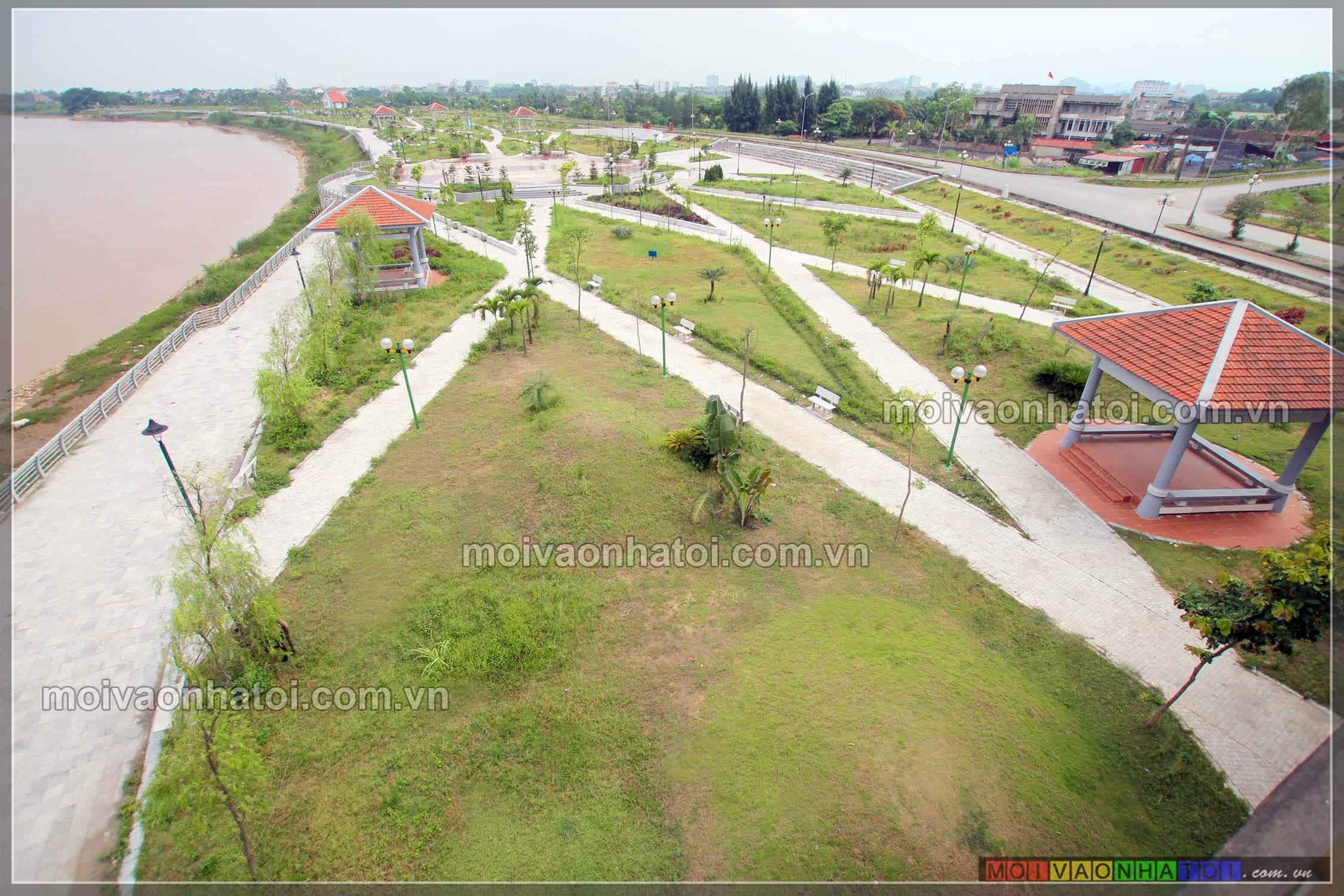 THANH HAM DRAGON PARK公园设计