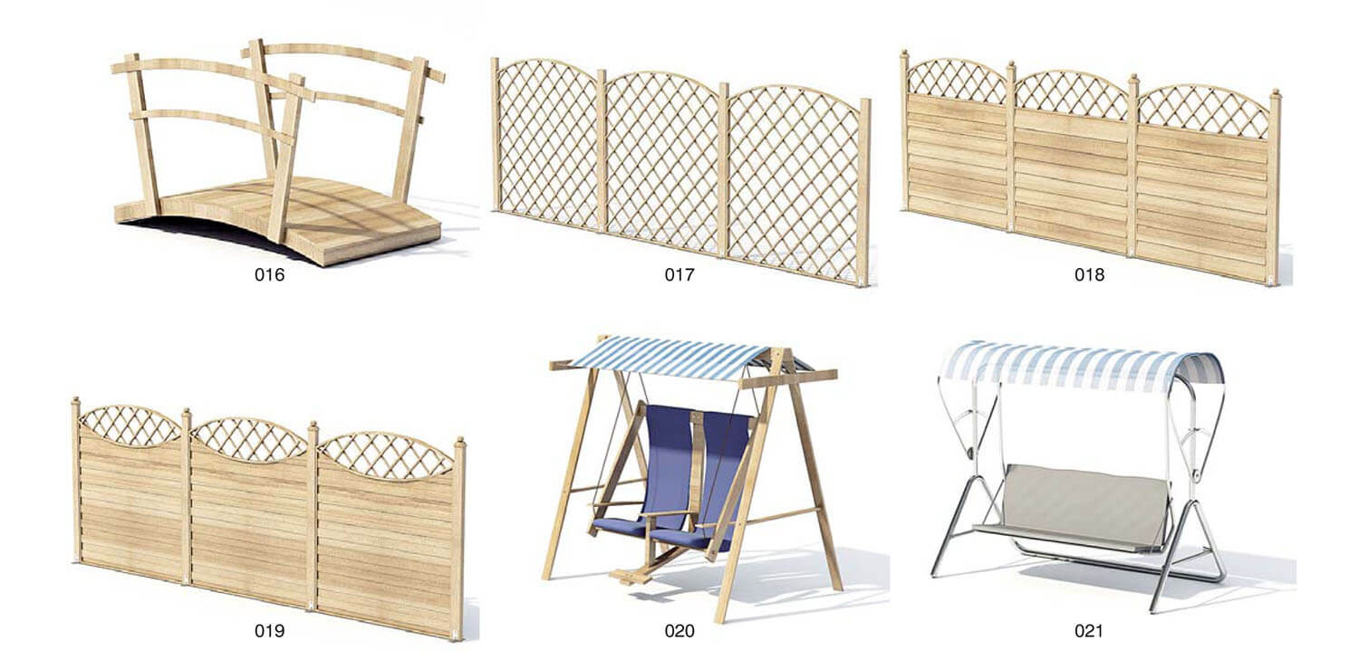108 FORM OF OUTDOOR CAFE WOODEN CHAIR