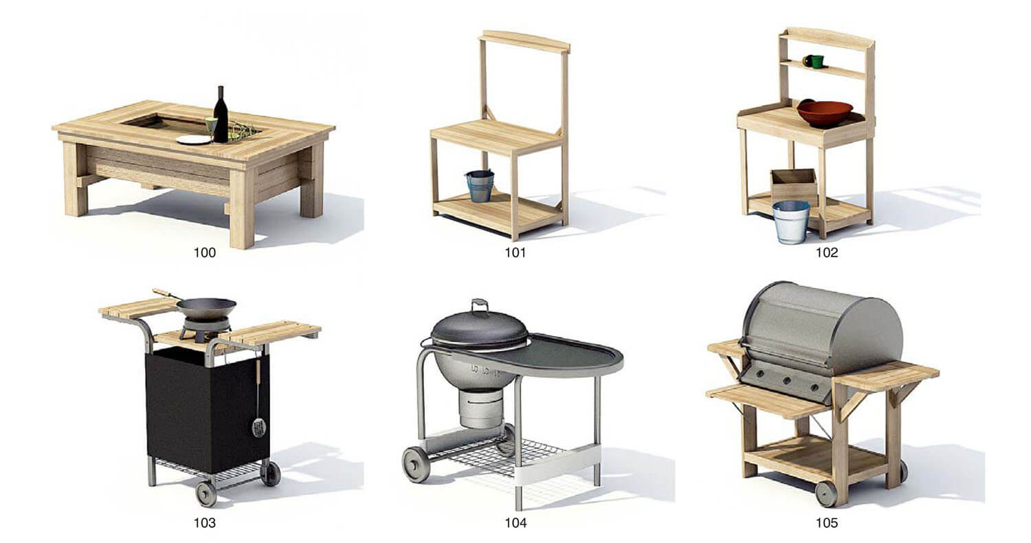 grill, outdoor furniture