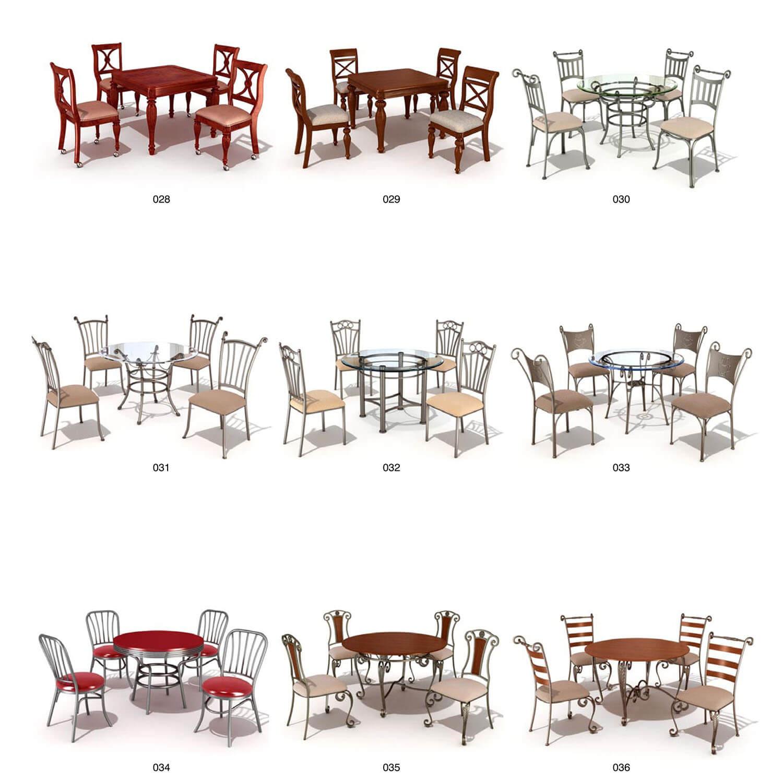 mẫu bàn ghế ngoài trời đẹp