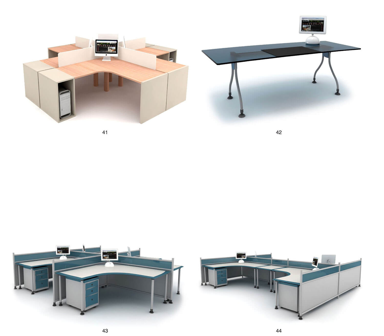 bàn làm việc, nội thất văn phòng