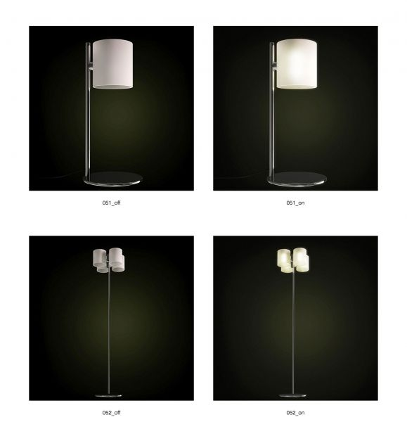 DOWNLIGHT COLLECTION, PICTURE LIGHTS, CARPET TABLE