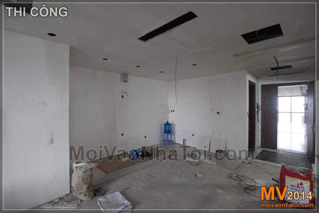 STAR CITY APARTMENT LE VAN LUONG 70M2