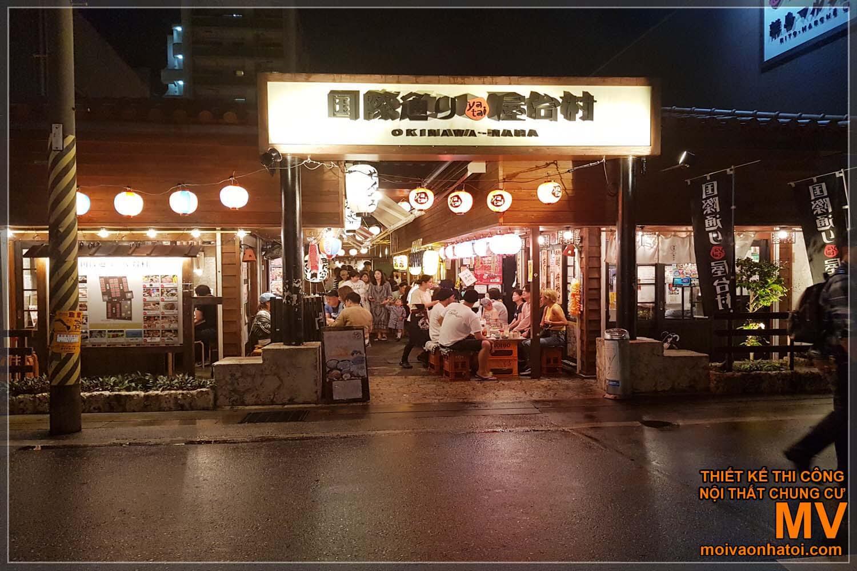 Khu phố ẩm thực
