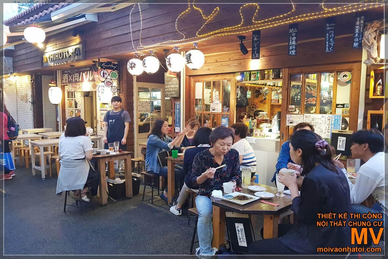 Ẩm thực đường phố Nhật Bản