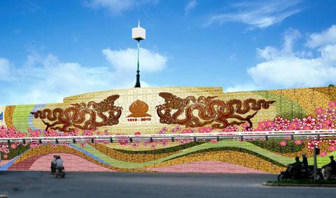 THANH HAM DRAGON PARK PARK DESAIN