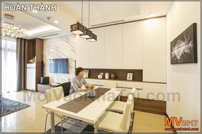 Thiết kế nội thất chung Mandarin Garden 2