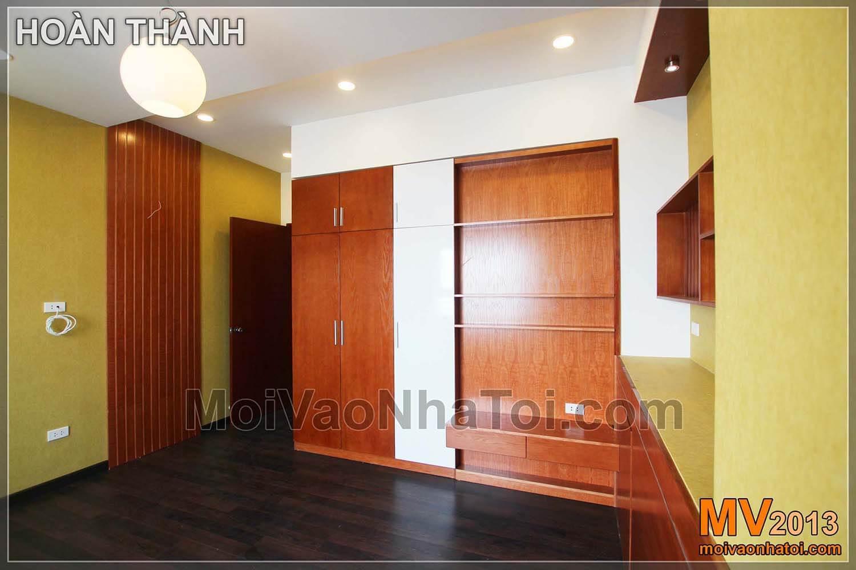 nội thất đồng bộ chung cư Nam Đô Complex