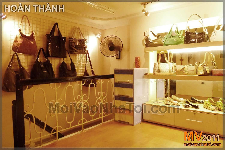 Designer Handtaschen speichern