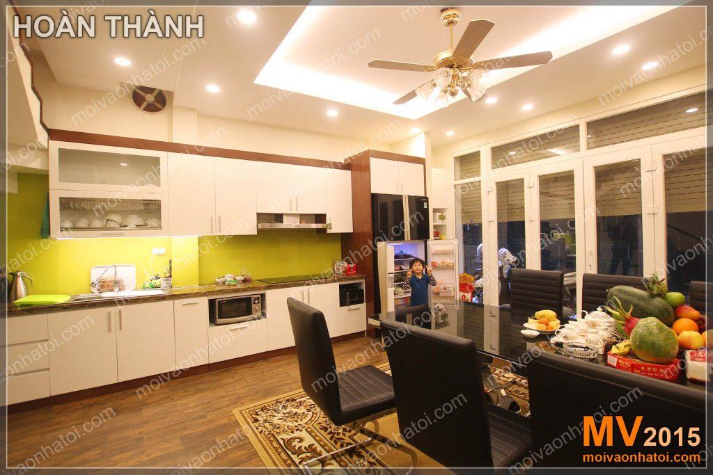 Kücheninnenhaus
