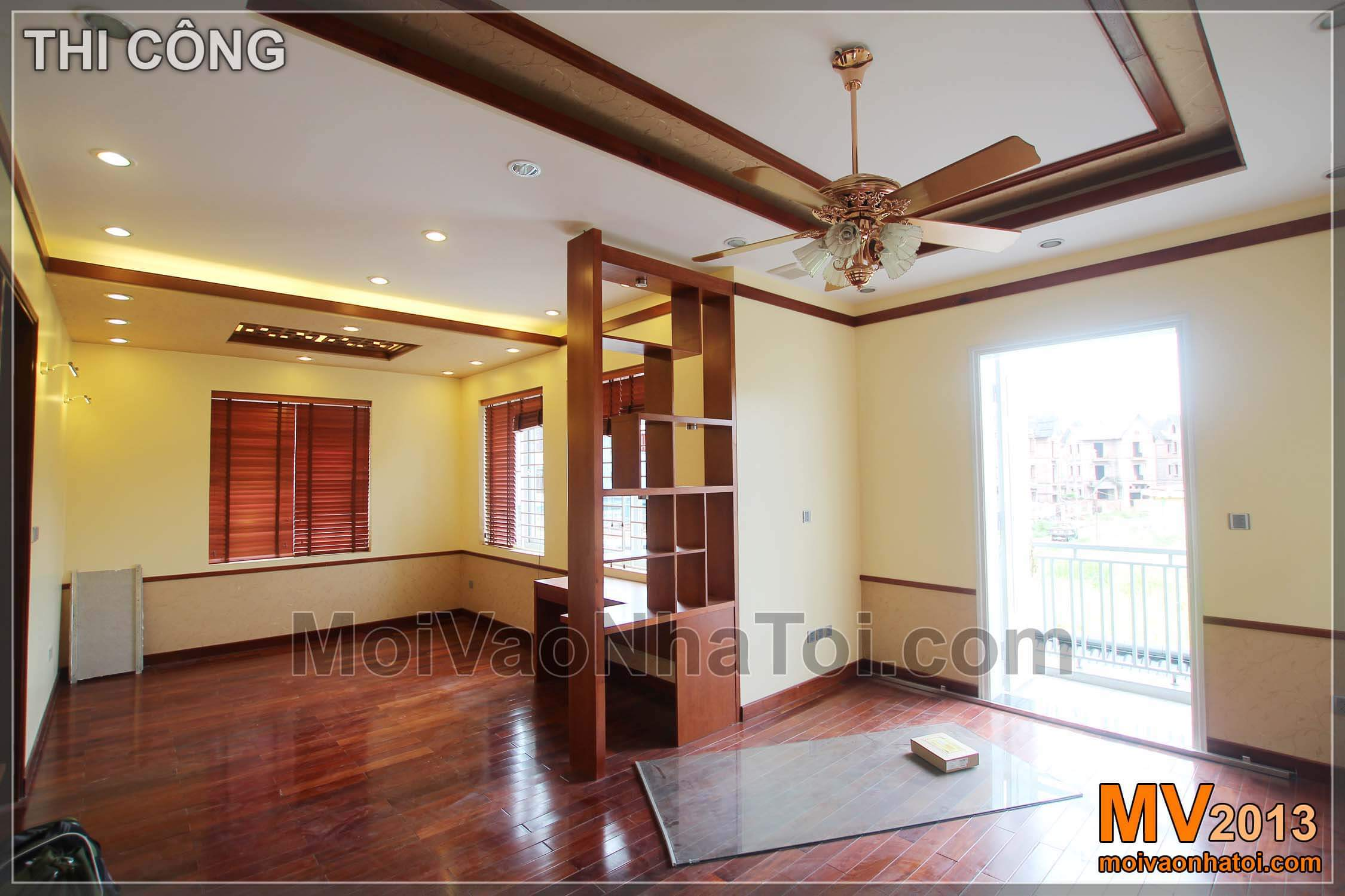 VIET HUNG VILLA DESIGN (PART 2) - INTERIOR FLOOR 2, 3, 4