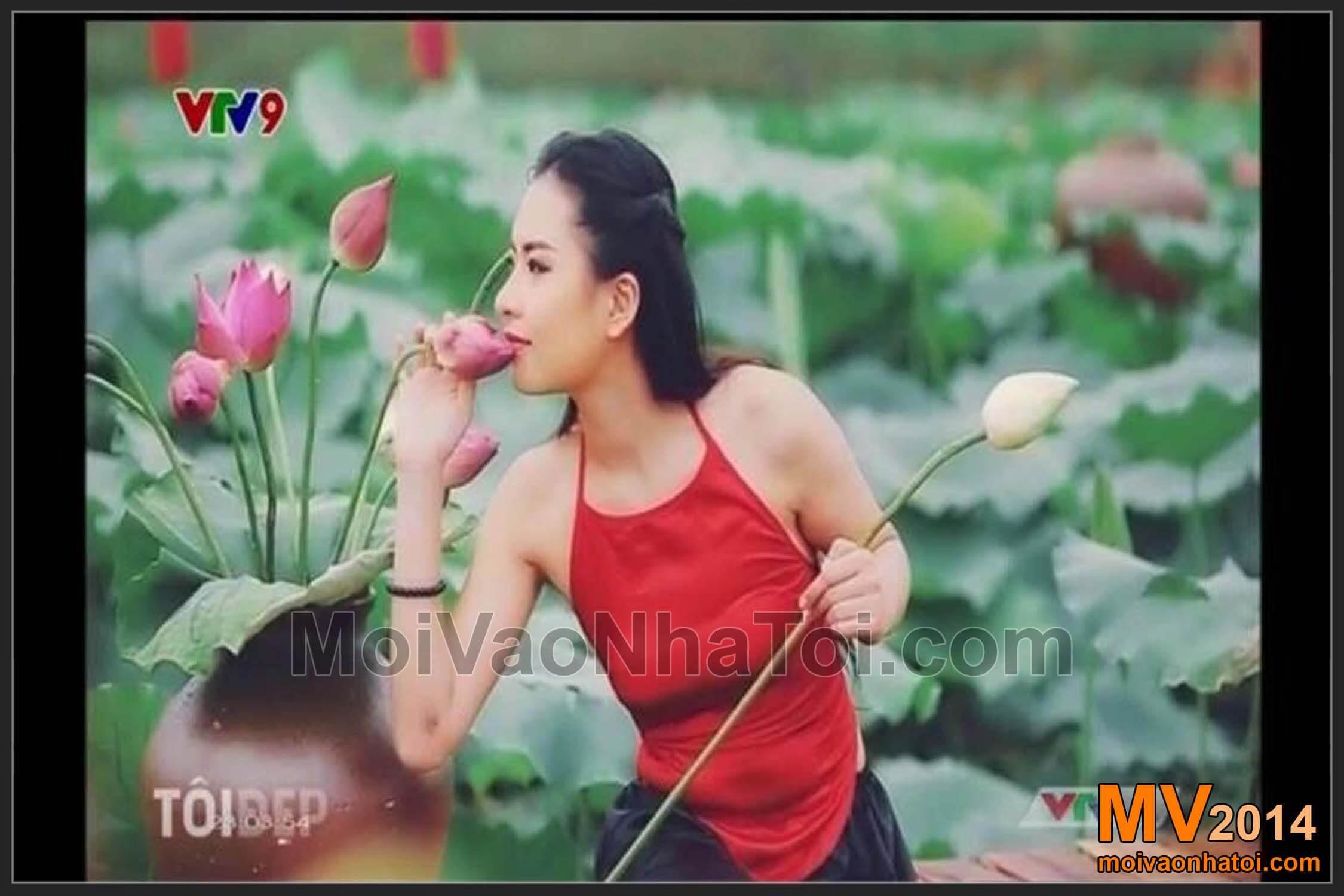 Diễn viên Nguyễn Minh Trang Tôi Đẹp VTV9