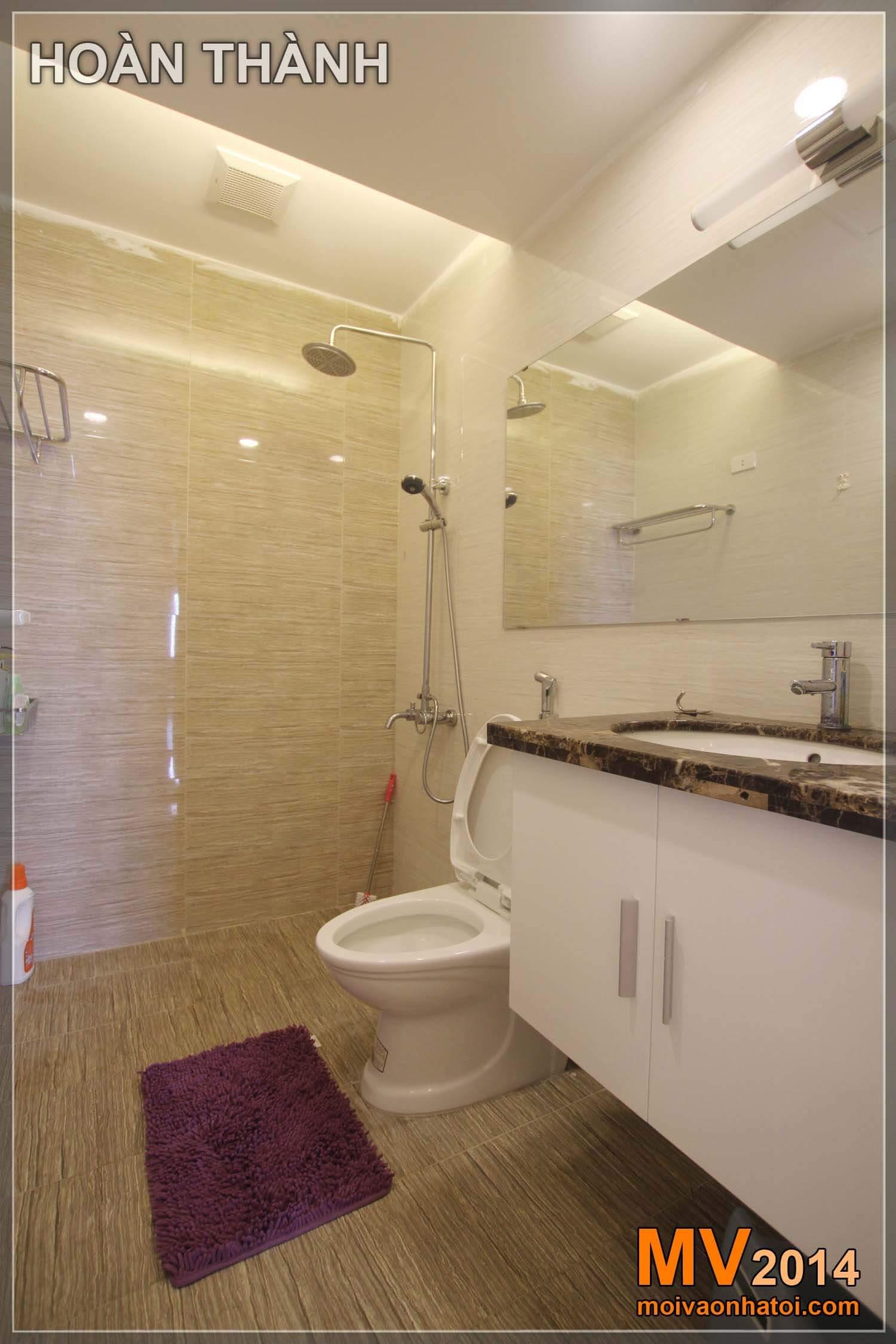 Hình ảnh phòng WC chung Mới