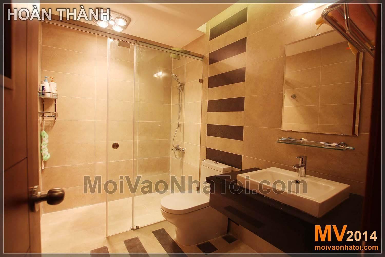 Chung cư Star City Phòng WC vệ sinh của căn hộ