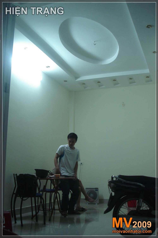 Cải tạo trần thạch cao khu bếp