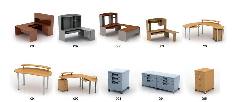 bàn làm việc, quầy bar bằng gỗ kết hợp khung sắt