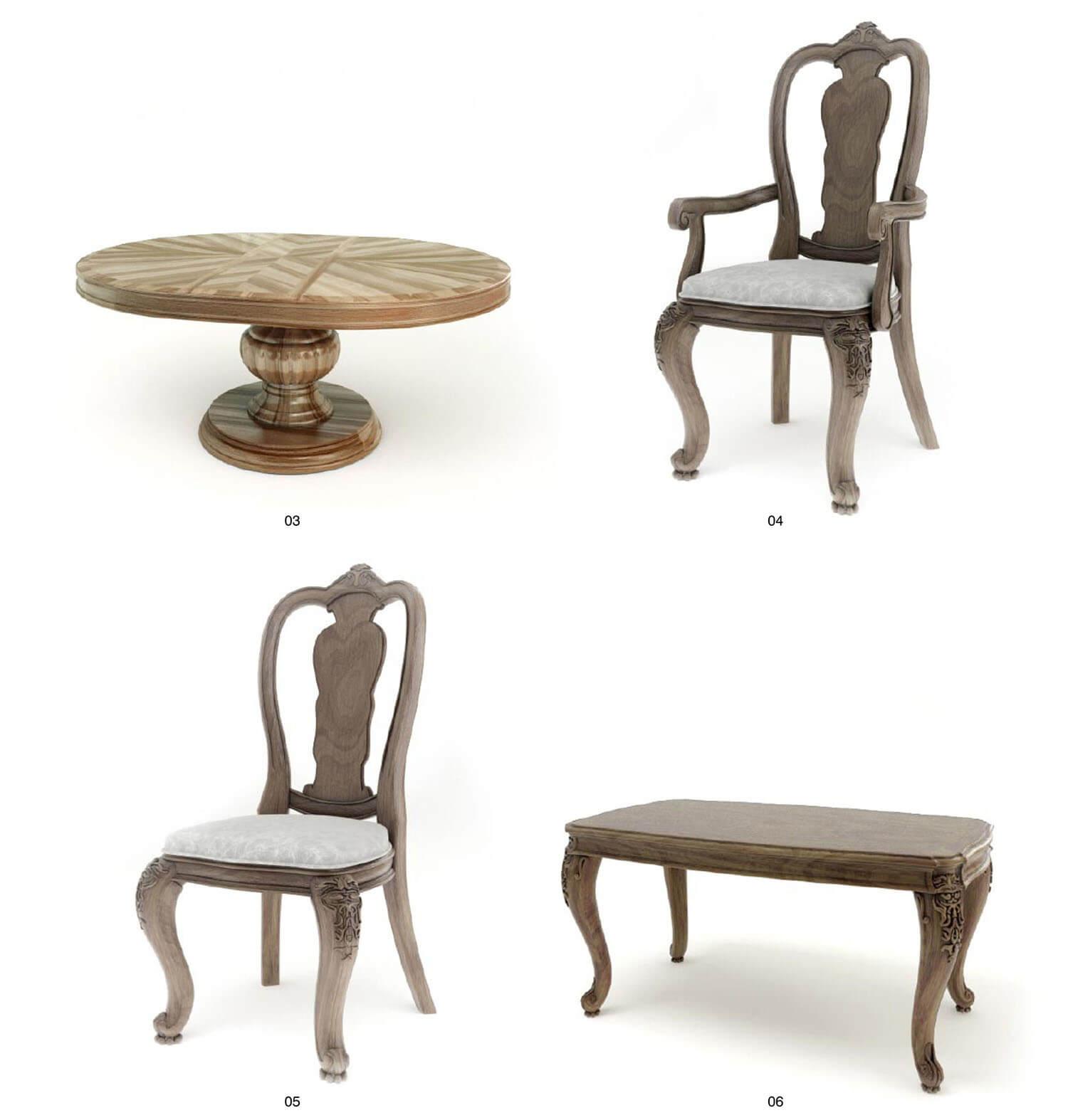 bàn ghế rời rạc này có thể ghép thành bộ hoàn chỉnh tùy theo các kiến trúc sư nội thất