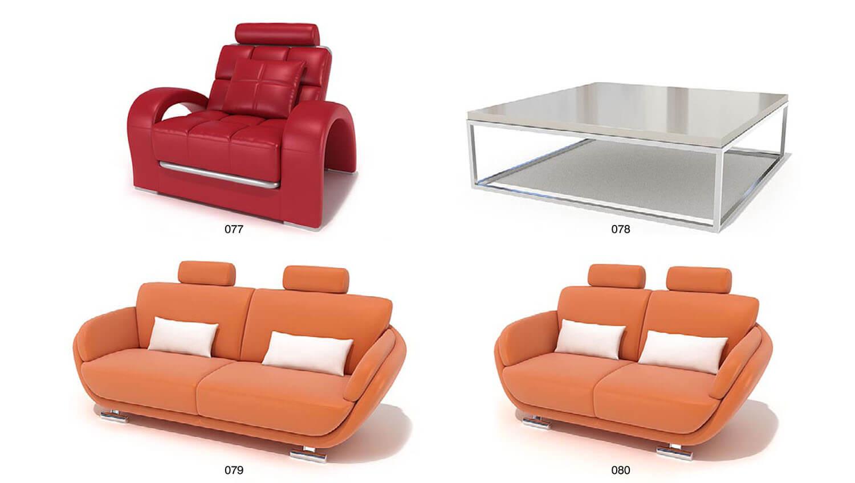 Sofa hiện đại trẻ trung