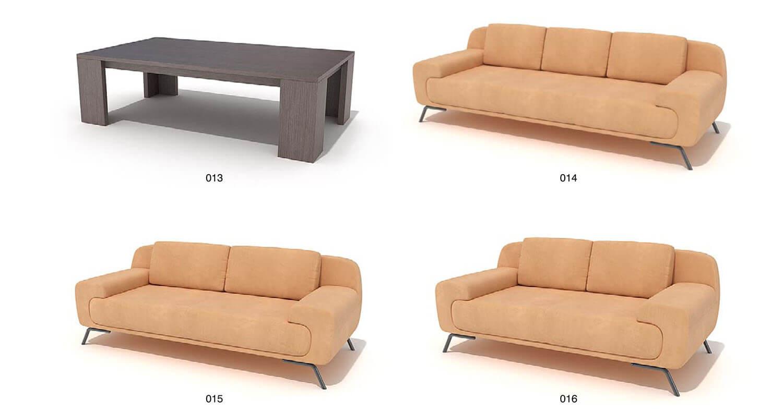 Sofa nỉ thời trang hơn