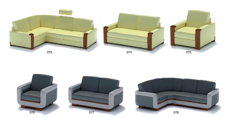 ghế sofa nỉ góc