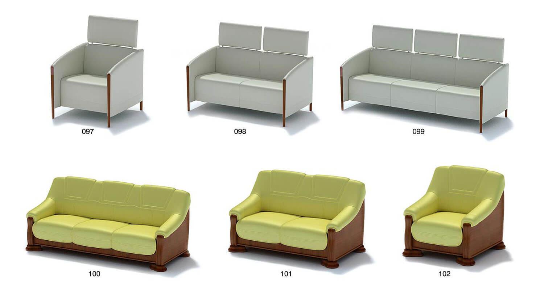 ghế sofa đơn, đôi, ba