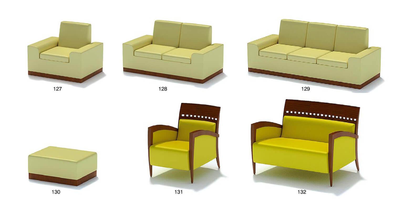 Ghế sofa từ đơn giản, vuông phẳng đến các kiểu hơi hướng cầu kì, cổ điển