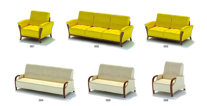 ghế sofa block 1 2 3