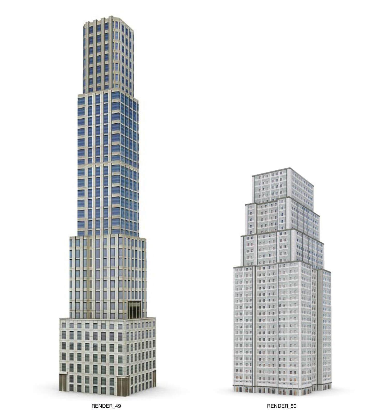 Nhà cao tầng của Mỹ bùng nổ sau khi phát minh ra thang máy