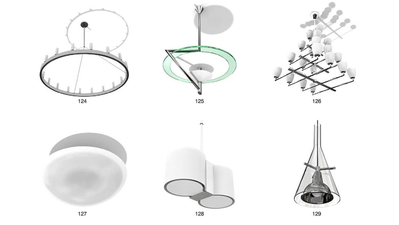 Các kiểu đèn với thiết kế mạnh mẽ, phá cách