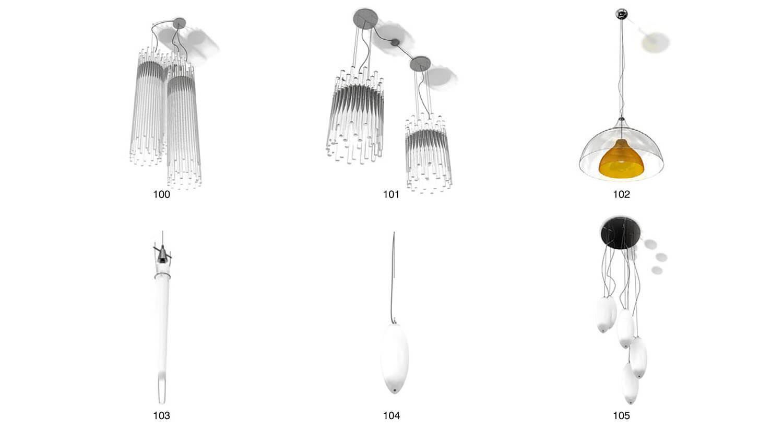 Chất liệu pha lê tạo hiệu ứng chiếu sáng đặc biệt