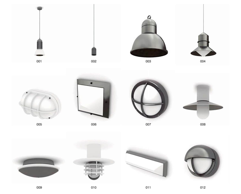 Đèn thả inox, đơn giản cho các văn phòng, xưởng lớn