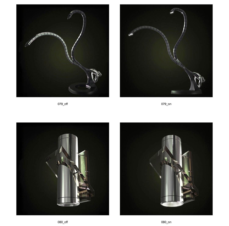 Các mẫu đèn có kết cấu độc đáo