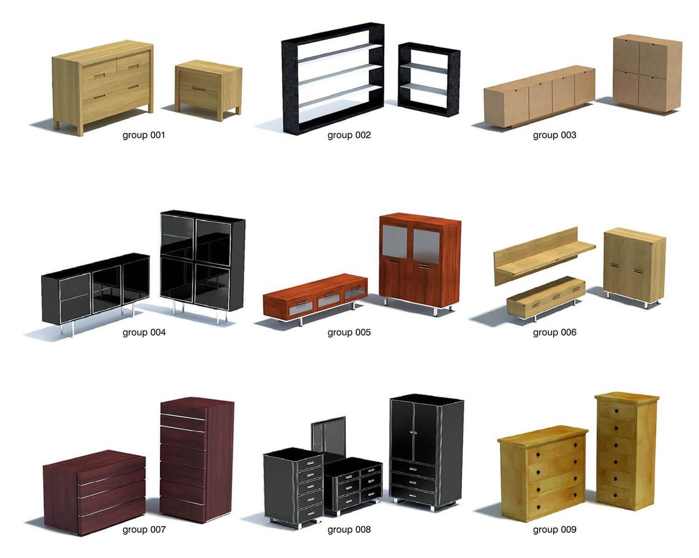 Các mẫu giá sách, kệ tủ giày đẹp bằng gỗ nhiều kiểu dáng