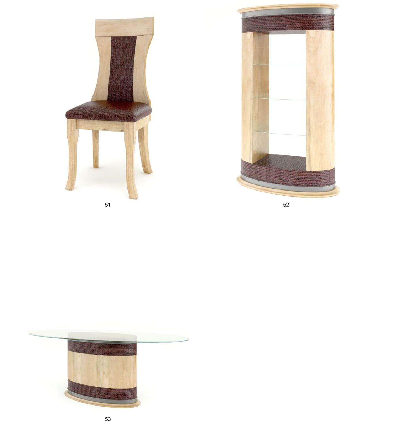 Bàn ghế cổ được cách tân, cũng khá hay và sáng tạo