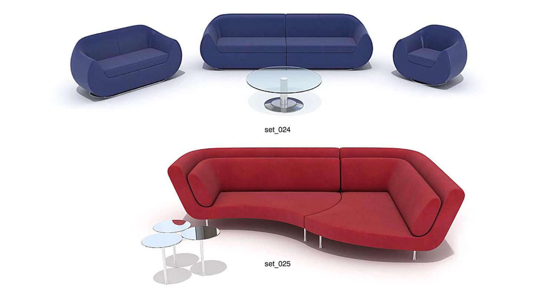 Và một số mẫu sofa với kiểu dáng độc đáo