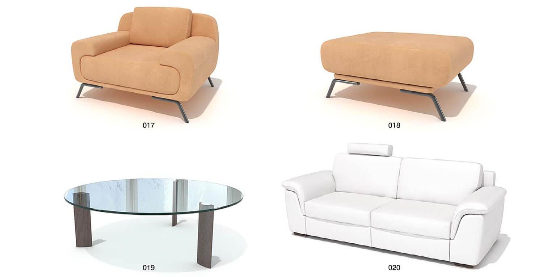 sofa nỉ và sofa bọc da, bạn sẽ chọn loại nào