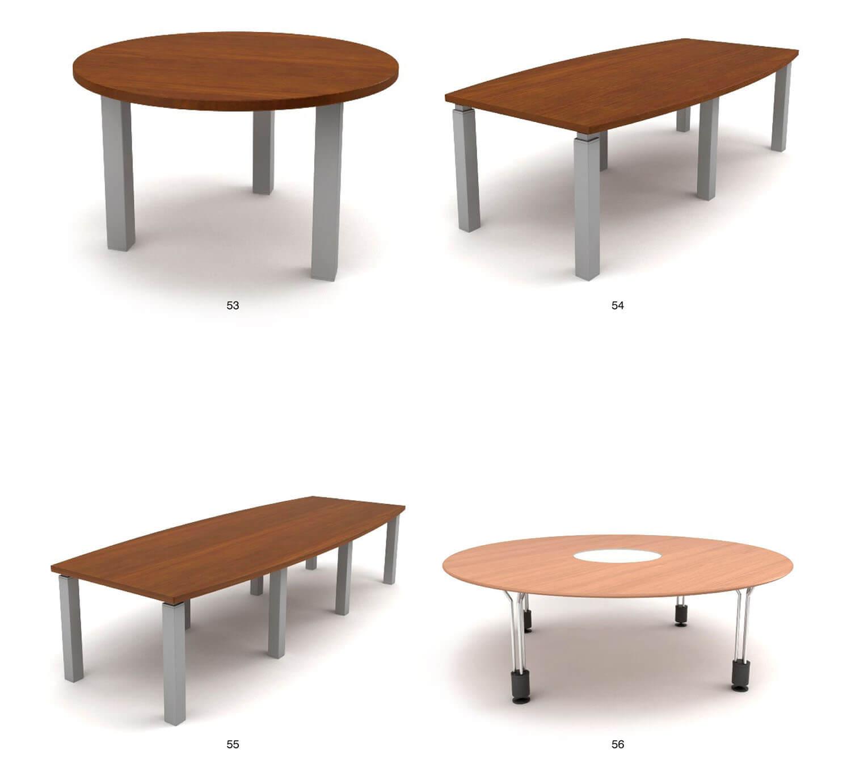 các bộ bàn ghế văn phòng đều đơn giản và hiện đại