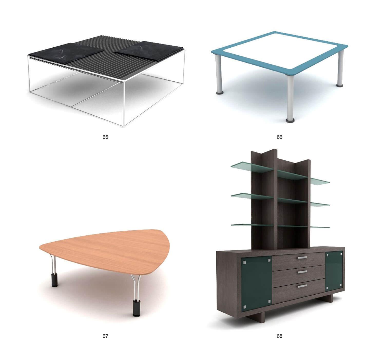Các loại bàn ghế sofa tiếp khách văn phòng